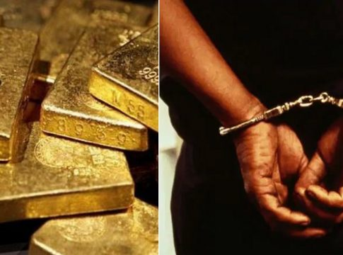 Gold smuggling in Karippur