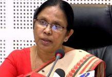 Health Minister Shylaja Teacher _ Malabar News