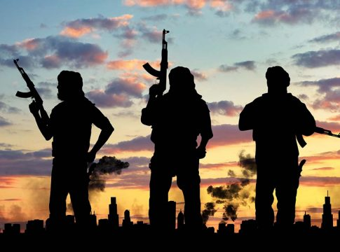 Terrorists arrested in jammu