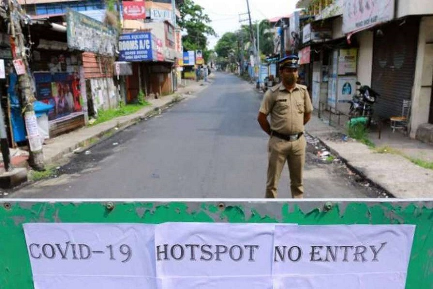 Malabar News _ Kannur containment zone updates