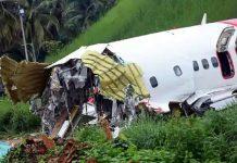 plane crash report _2020 Aug 10