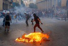 Lebanon protest_2020 Aug 10