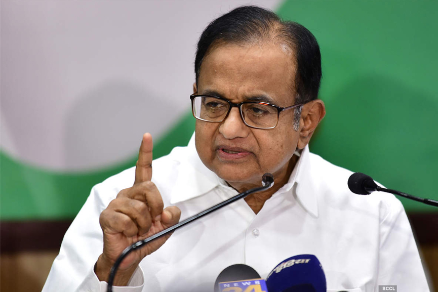 P Chidambaram_2020 Aug 29
