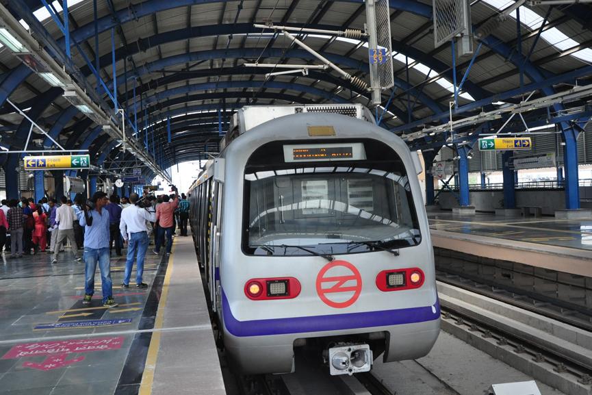 Delhi metro_2020 Aug 30