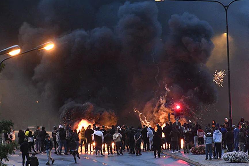 Sweden protest_2020 Aug 30