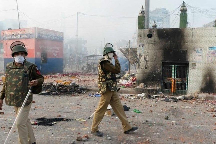 delhi riot_2020 Aug 28