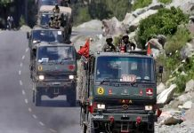 India plans to build a new road on the Ladakh border