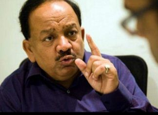 MalabarNews_ harsh vardhan about covid recovery