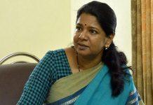 DMK Leader Kanimozhi Demands action against Ayush secretary