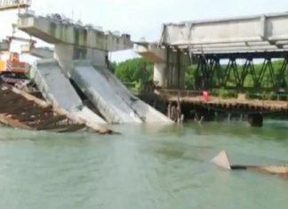Thalasseri Bypass Collapsed