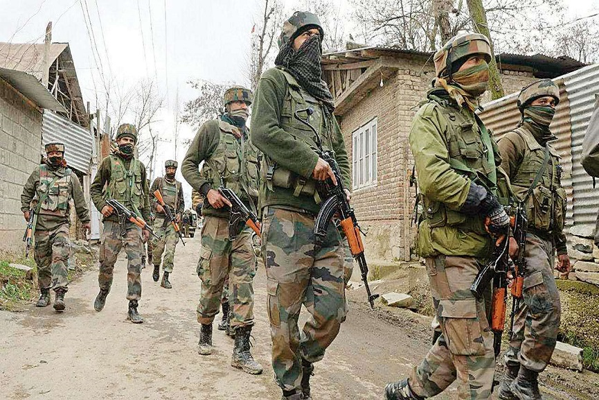 Pulwama Anti Terror Operation