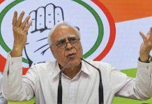 Kapil Sibal Congress Leader - Malabar News