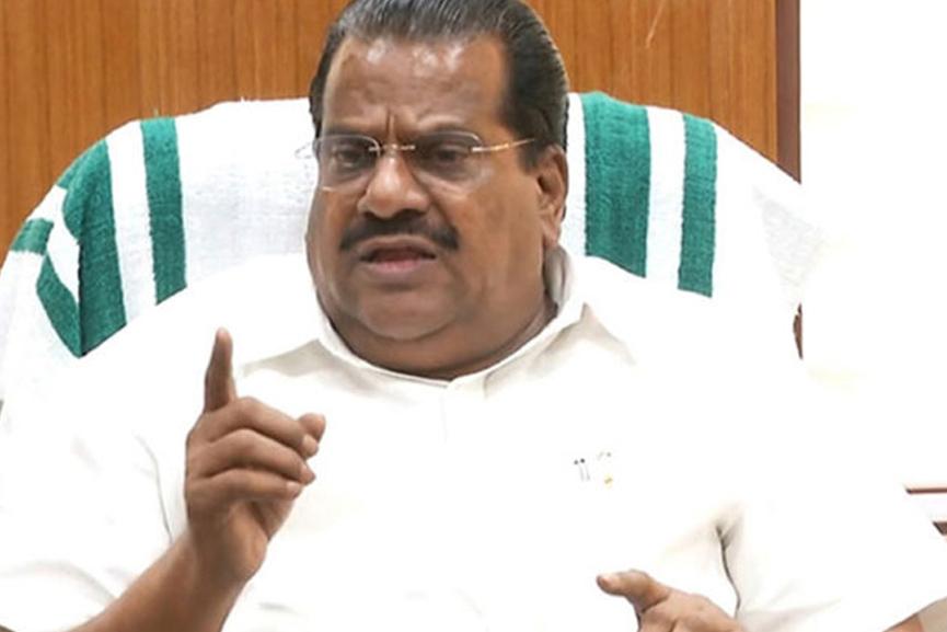 EP Jayarajan _2020 Sep 01