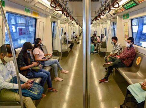 delhi metro restarts_2020 Sep 07