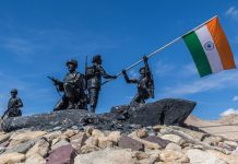 Indian Army Against China