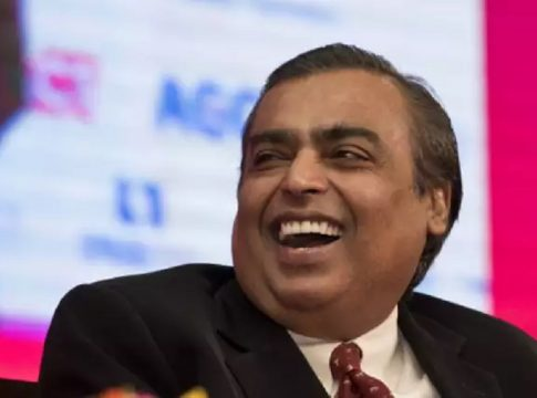 90 croreMukesh Ambani retains top spot in rich list