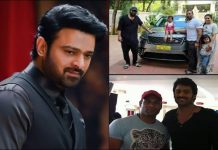 Prabhas gifts luxurious car to fitness trainer