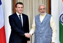Macron_Narendra modi_Malabar news