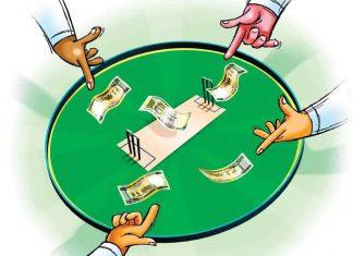 Malabar News_ betting in cricket- ipl