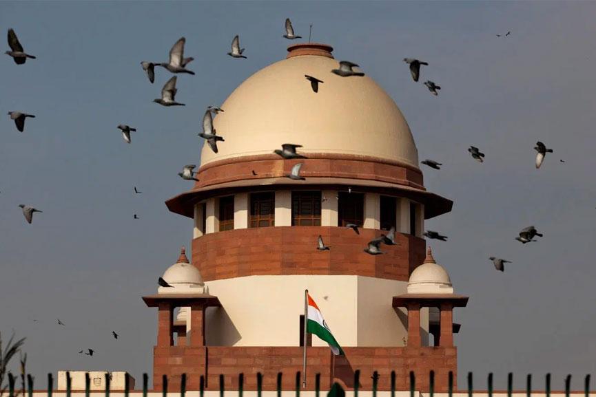 Supreme-Court in ISRO Case