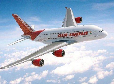 Air India -qatar flight service