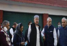 Farooq abdullah Announces alliance