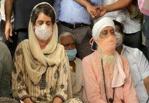priyanka-gandhi-at-prayer-for-up-women