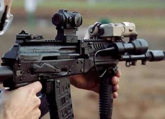 Sig 16 Rifles from usa