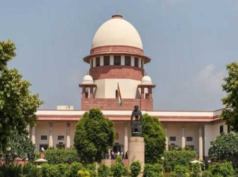 Moratorium; The Supreme Court rejected the Centre's demand for an extension