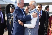 MalbarNews_Netanyahu_Modi