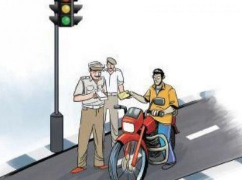 Malabarnews_traffic rules violation