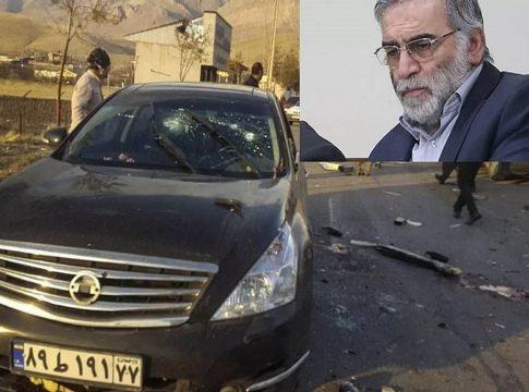 Iran neuclear scientist_Malabar news