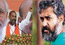 BJP president threatens Rajamouli