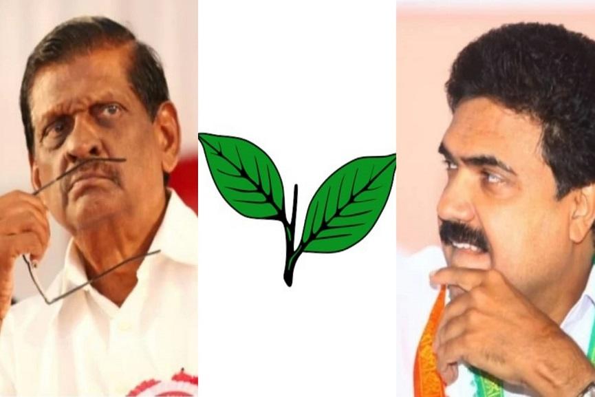 Two Leaf Symbol is for jose k mani