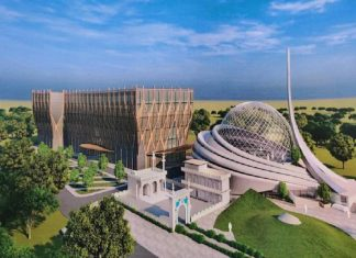Ayodhya New Masjid Design