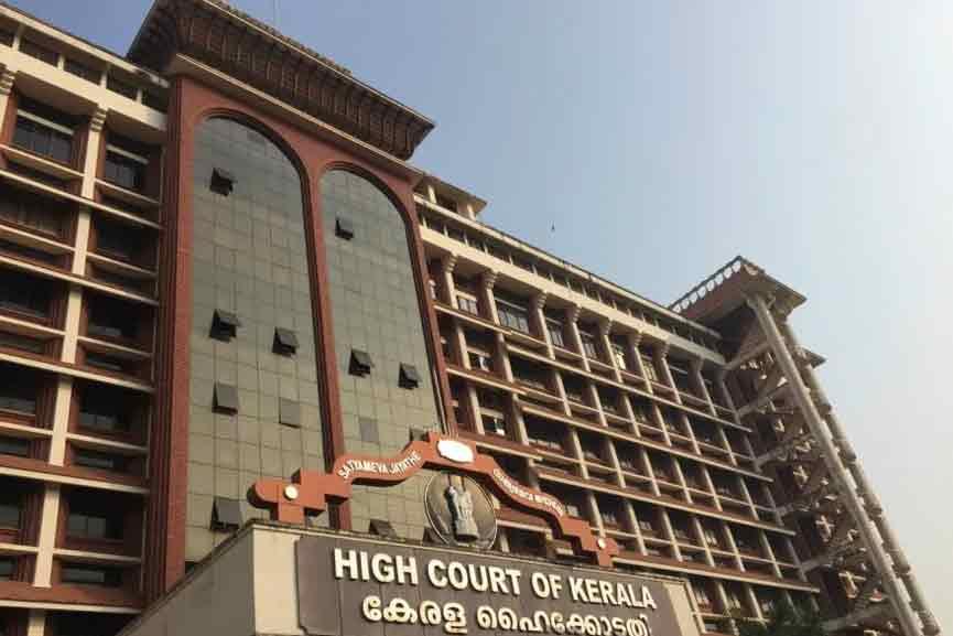 ISRO case- Fousiya Hasan in High Court
