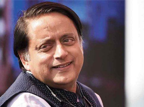 New change seen as positive; Tharoor