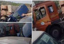 Accident Selam