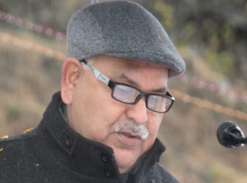 shyam lal chodhary loss in jammu election