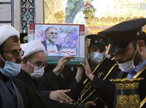 Assassination of Iranian nuclear scientist; More info out there