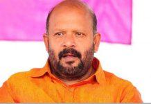 Agriculture Minister VS Sunil Kumar receives death threat