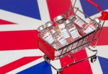 Vaccine distribution in britain starts tommorow