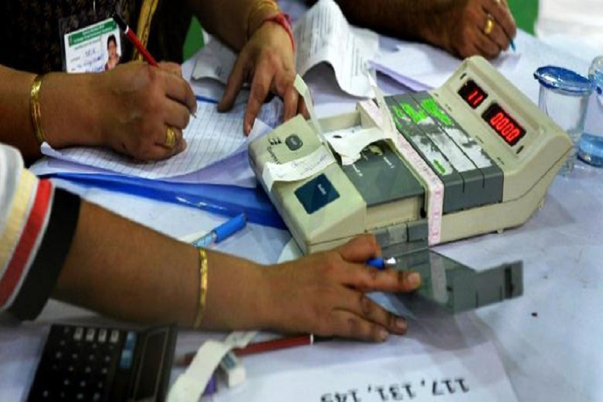 Vote counting today