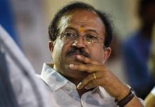 Central agencies arrived to assist the Chief Minister; V Muraleedharan
