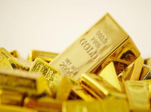 gold siezed