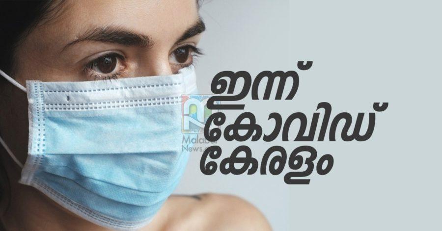Covid Report Kerala