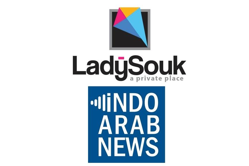 LadySouk and IndoArabNews Logos