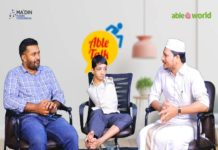 Mohammed Asim With Able World