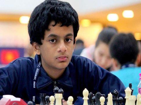 Best Indian Chess Player; Recognition for Nihal Sar