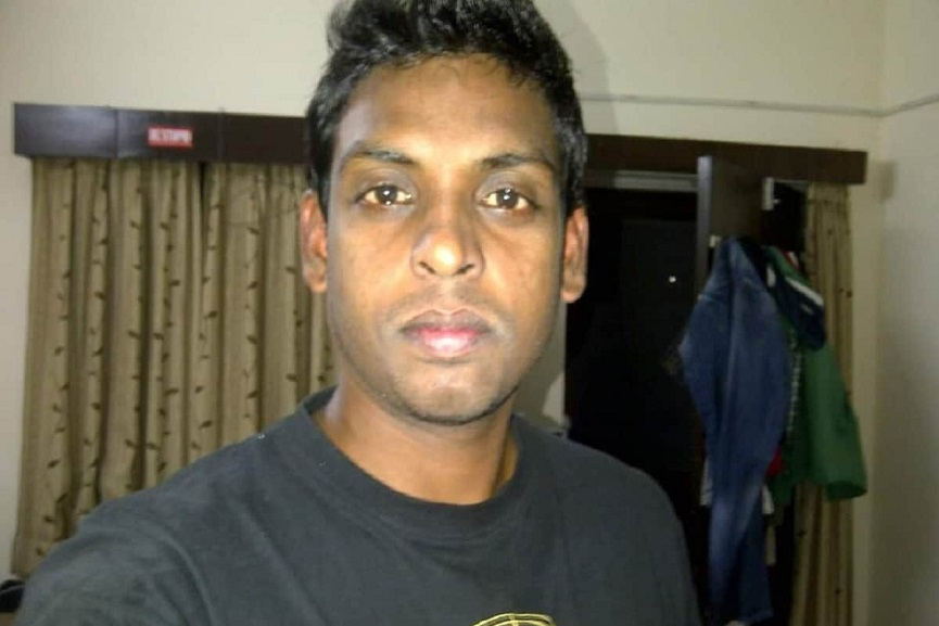 former indian goal keeper prasant dora passed away